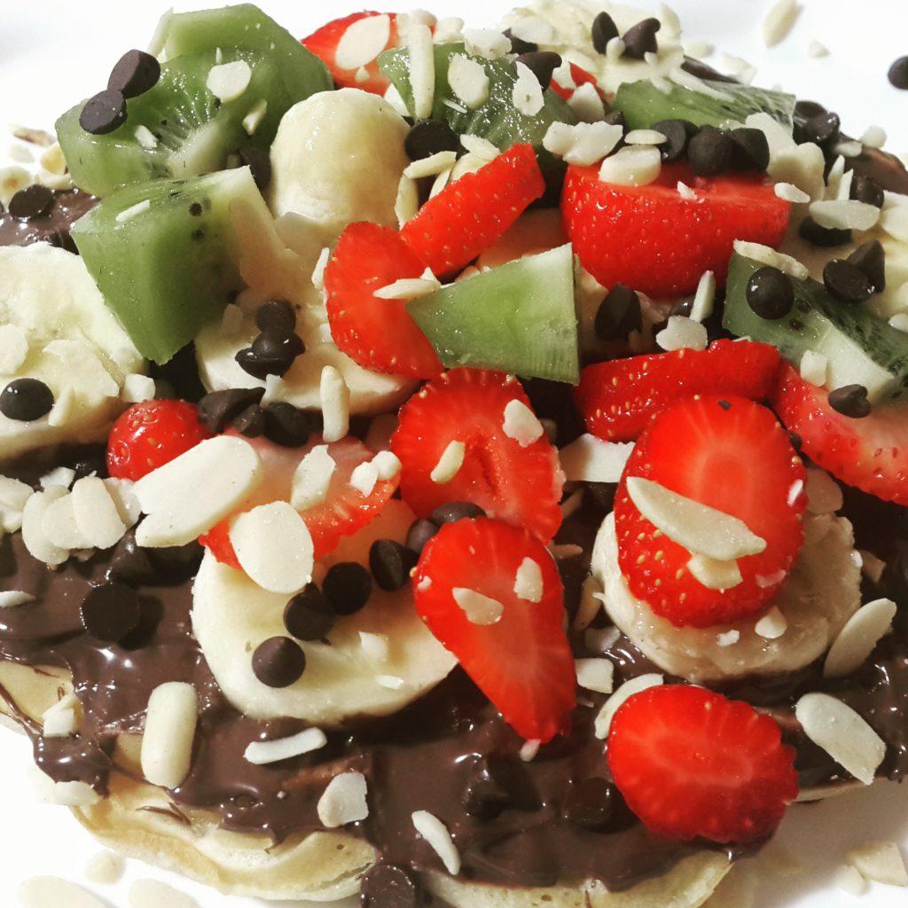 Kervan waffle