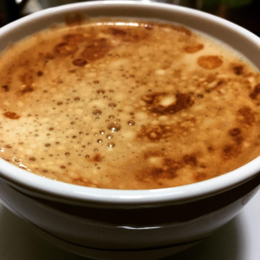 Sütlü Kahve tadında hayat Kervan Cafe ' de