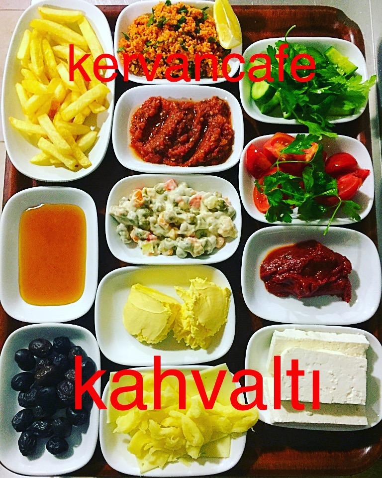 Bursa serpme kahvaltı