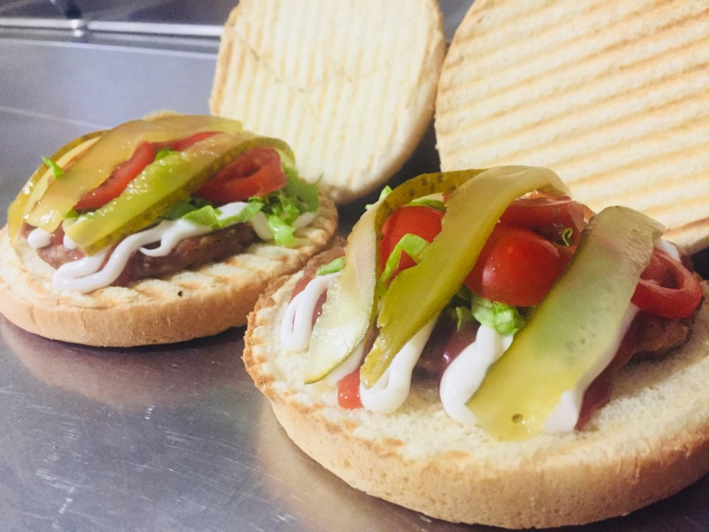 Bursa hamburgerci