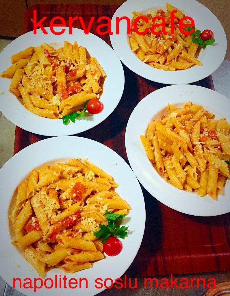 Napolitan soslu makarna
