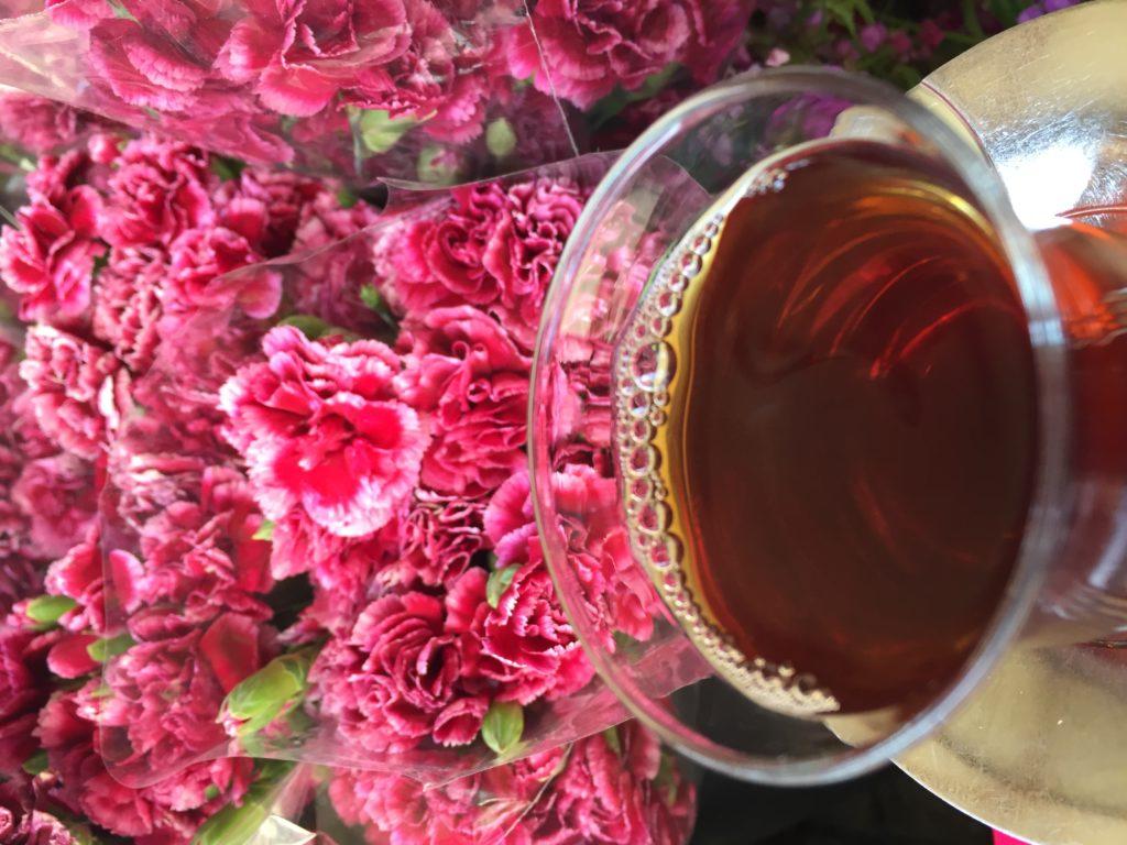 Çay yalnızlıktır