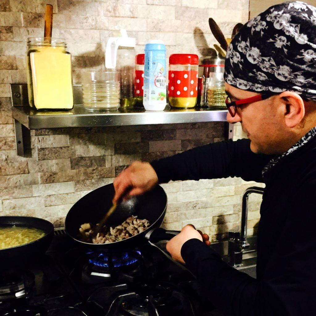 Şef aşçı