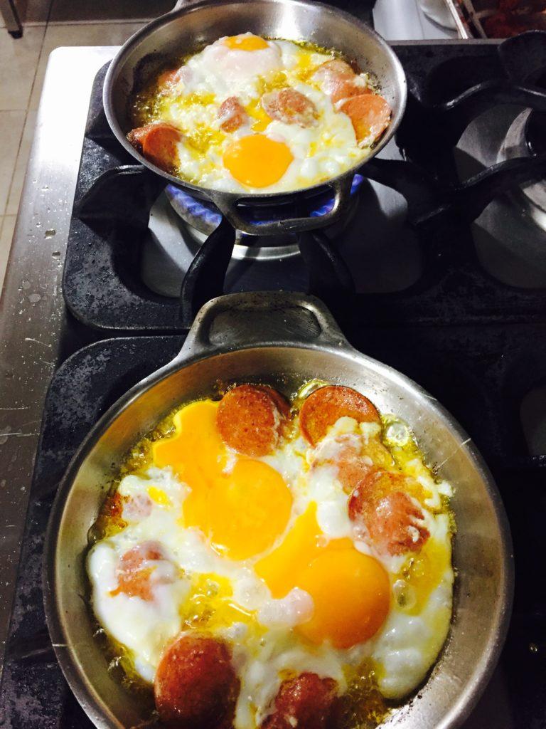 Suçuklu yumurta